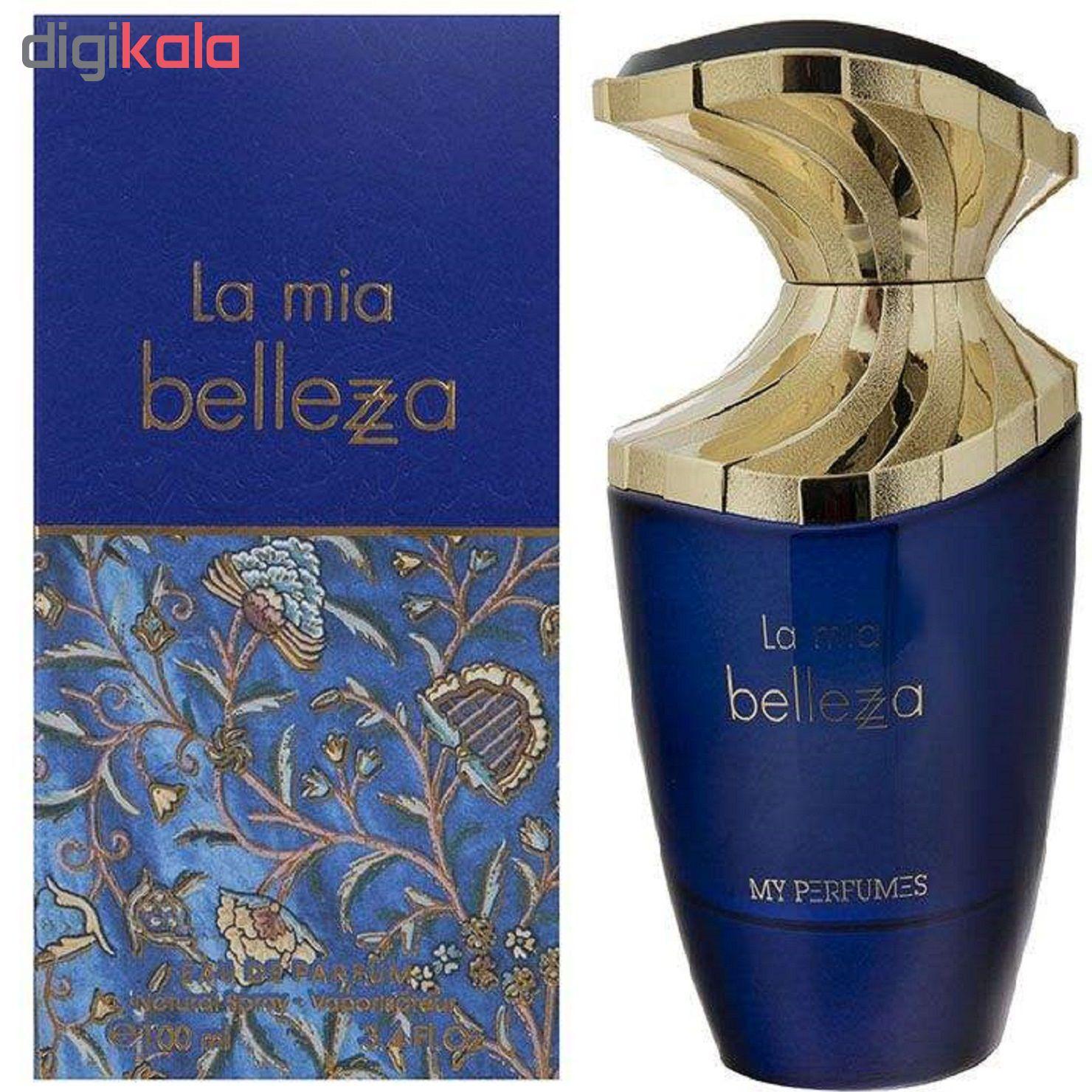 ادو پرفیوم زنانه رودیر مدل La mia Belleza حجم 100 میلی لیتر main 1 4