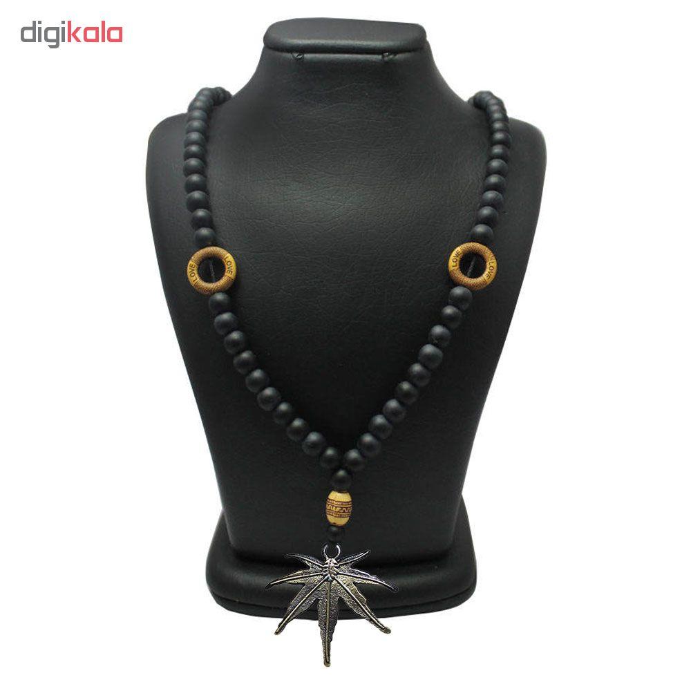 گردنبند مردانه نازنین کد CB-902-456