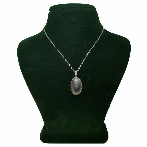 گردنبند نقره زنانه کد 512