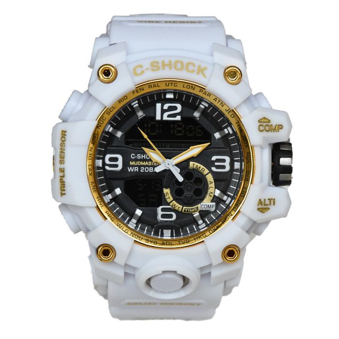 ساعت مچی دیجیتال مردانه سی شاک مدل G-SH 3388 - SE