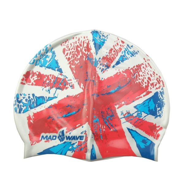 کلاه شنا مد ویو طرح پرچم بریتانیا کد 1579