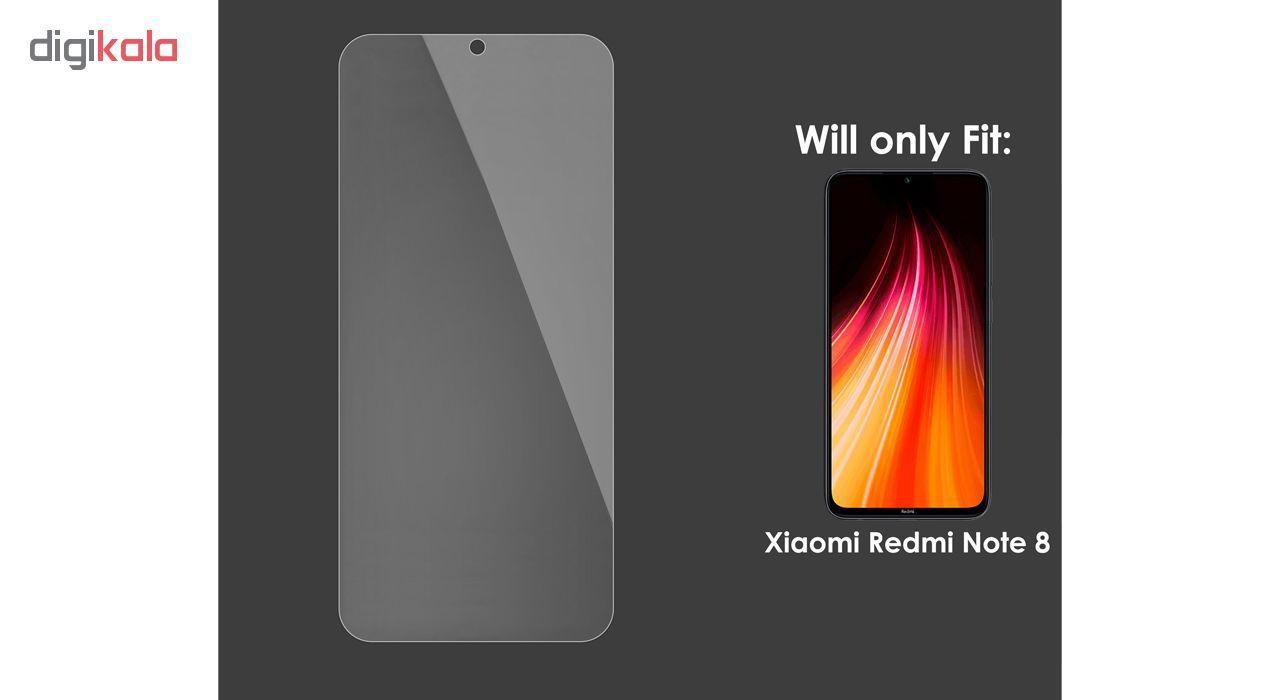 محافظ صفحه نمایش لاین مدل  RB007 مناسب برای گوشی موبایل شیائومی Redmi Note 8 main 1 10