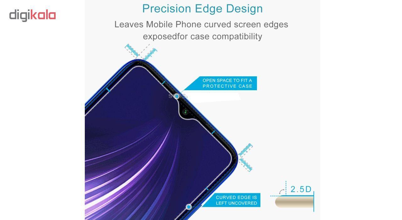 محافظ صفحه نمایش لاین مدل  RB007 مناسب برای گوشی موبایل شیائومی Redmi Note 8 main 1 11