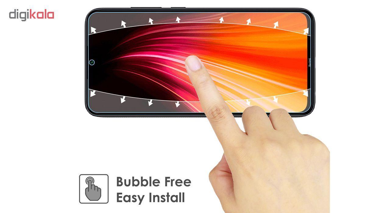 محافظ صفحه نمایش لاین مدل  RB007 مناسب برای گوشی موبایل شیائومی Redmi Note 8 main 1 15