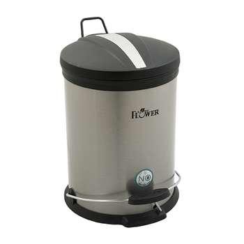 سطل زباله پدالی ردفلاور مدل FLp3 ظرفیت 3 لیتر