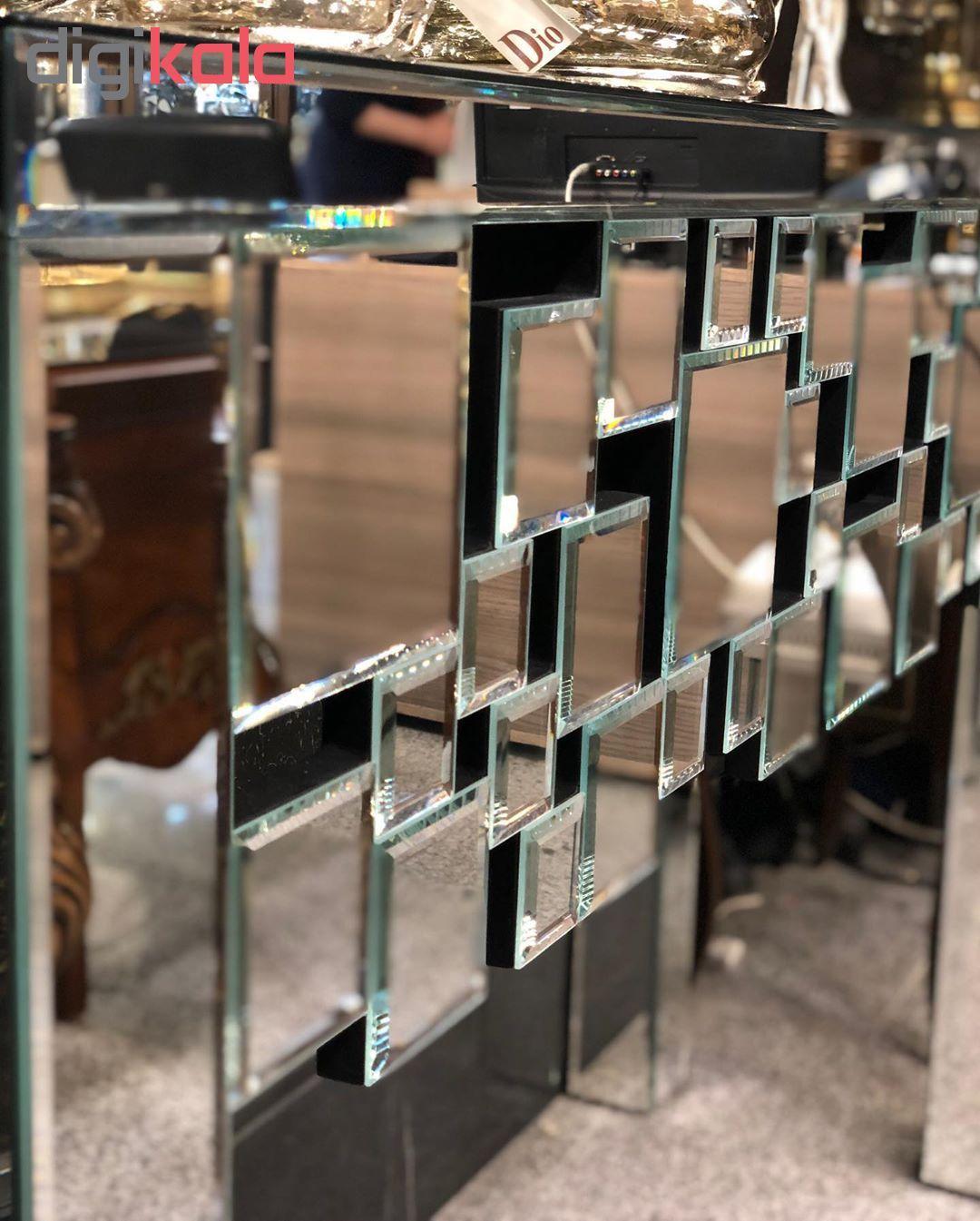 آینه زایگون مدل k201w