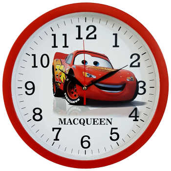 ساعت دیواری کودک  کد MAC310