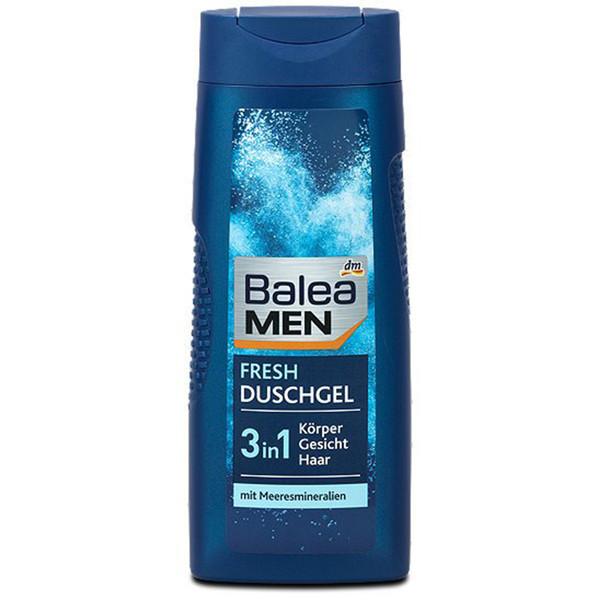 شامپو مو و بدن باله آ مدل Duschgel حجم 300 میلی لیتر