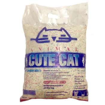 خاک بستر گربه کیوت کت مدل CR10 وزن 10 کیلوگرم