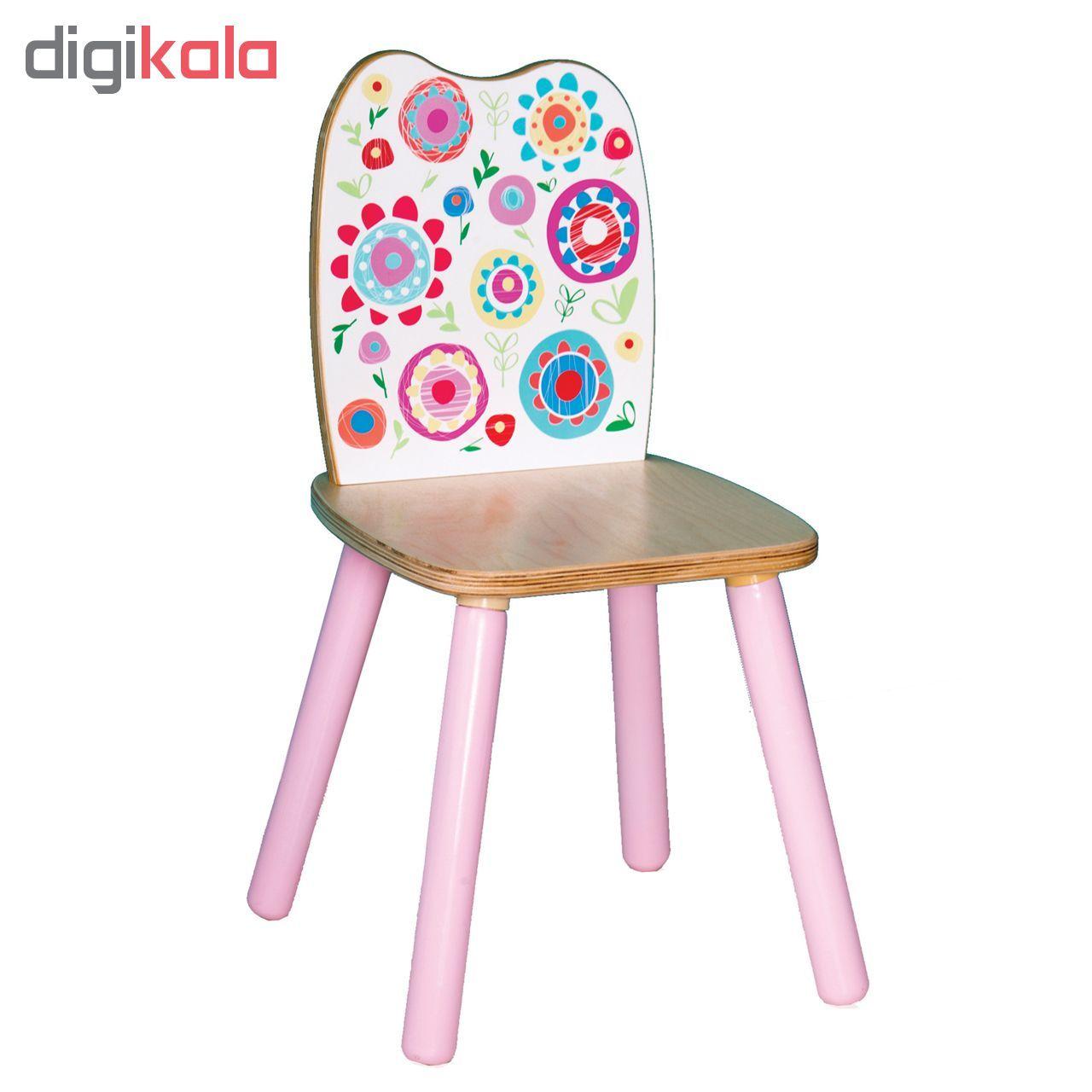 صندلی کودک مدل Flower