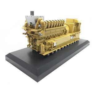 ماکت طرح ژنراتور گاز CG260