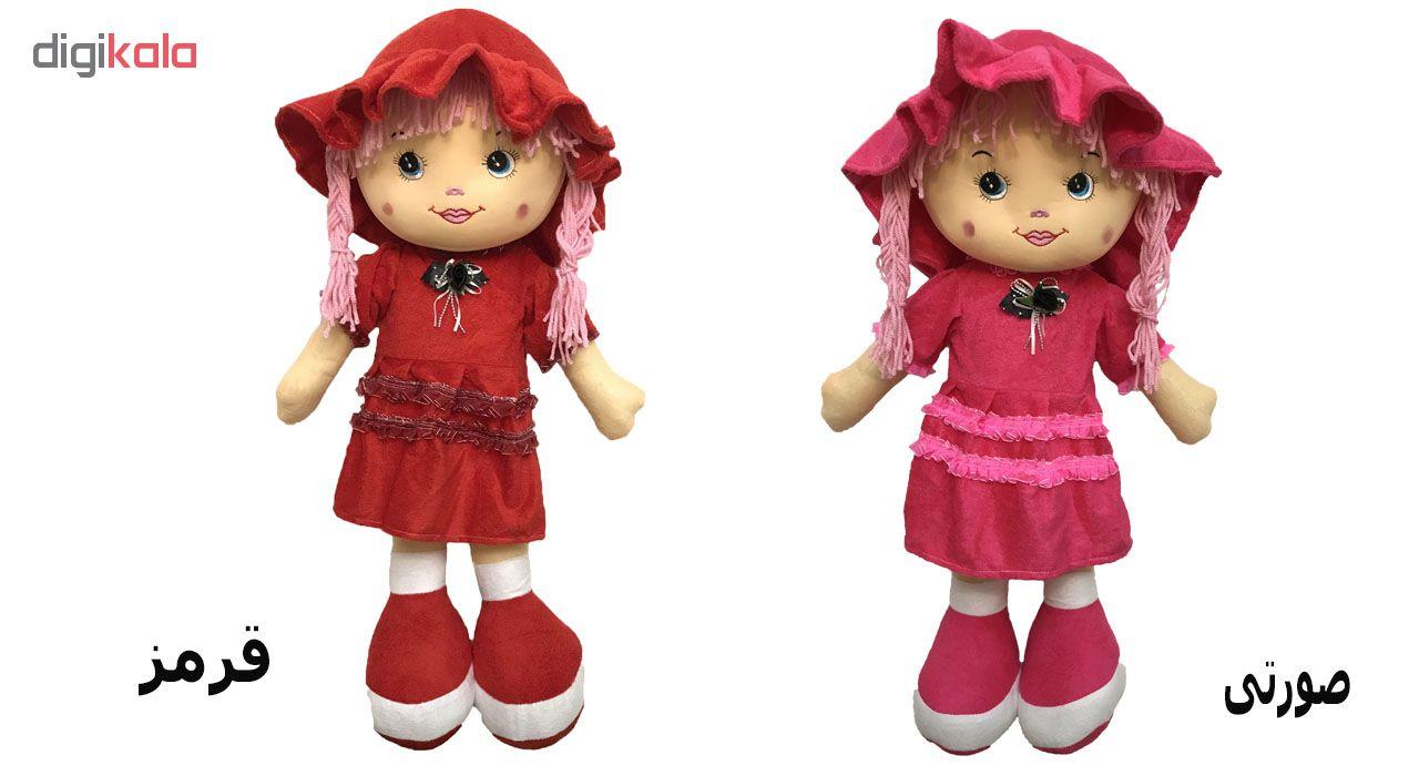 عروسک طرح دختر رومی ارتفاع 80 سانتی متر