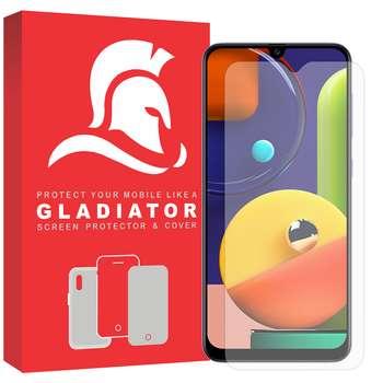 محافظ صفحه نمایش گلادیاتور مدل GLS1000 مناسب برای گوشی موبایل سامسونگ Galaxy A50s