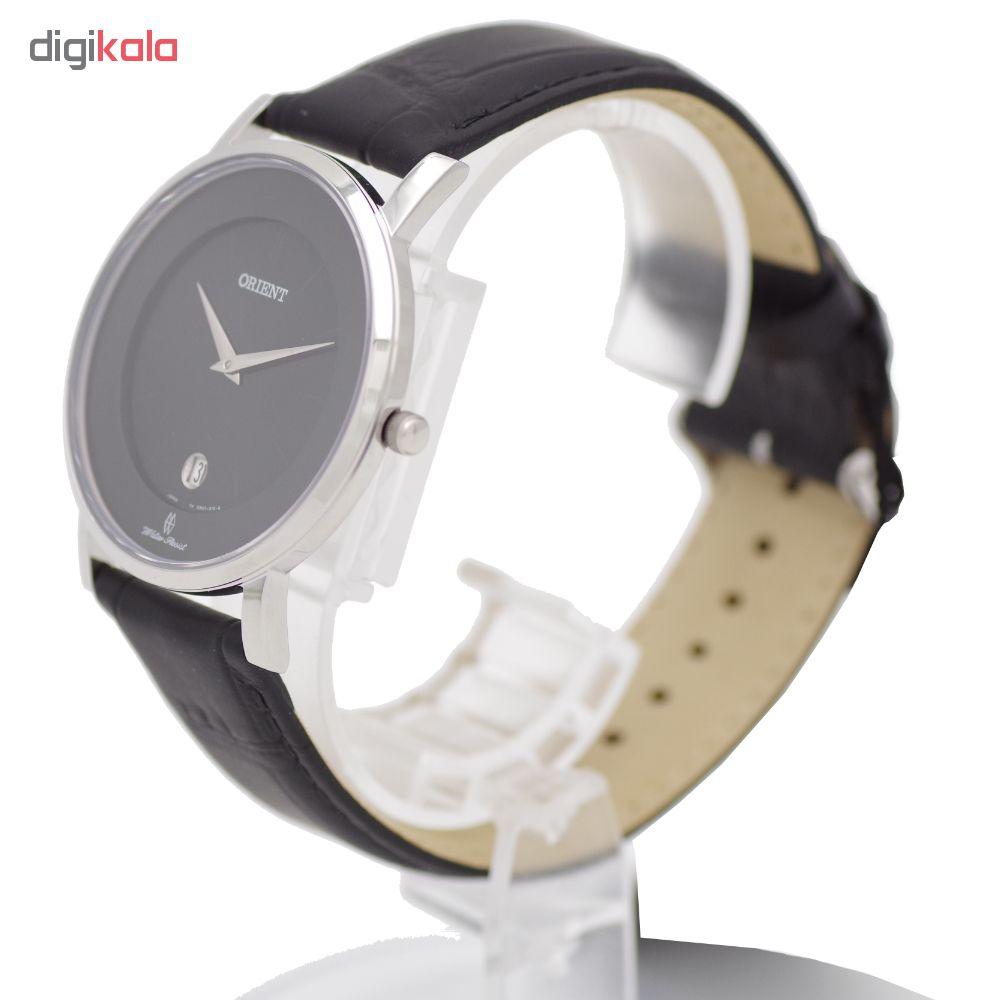 کد تخفیف                                      ساعت مچی عقربه ای مردانه اورینت مدل SGW01009B0