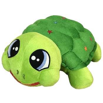 عروسک طرح لاک پشت خوابیده ارتفاع 40 سانتی متر