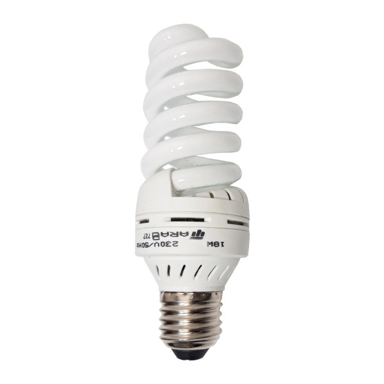 لامپ کم مصرف 18 وات گلنور مدل ARA پایه E27