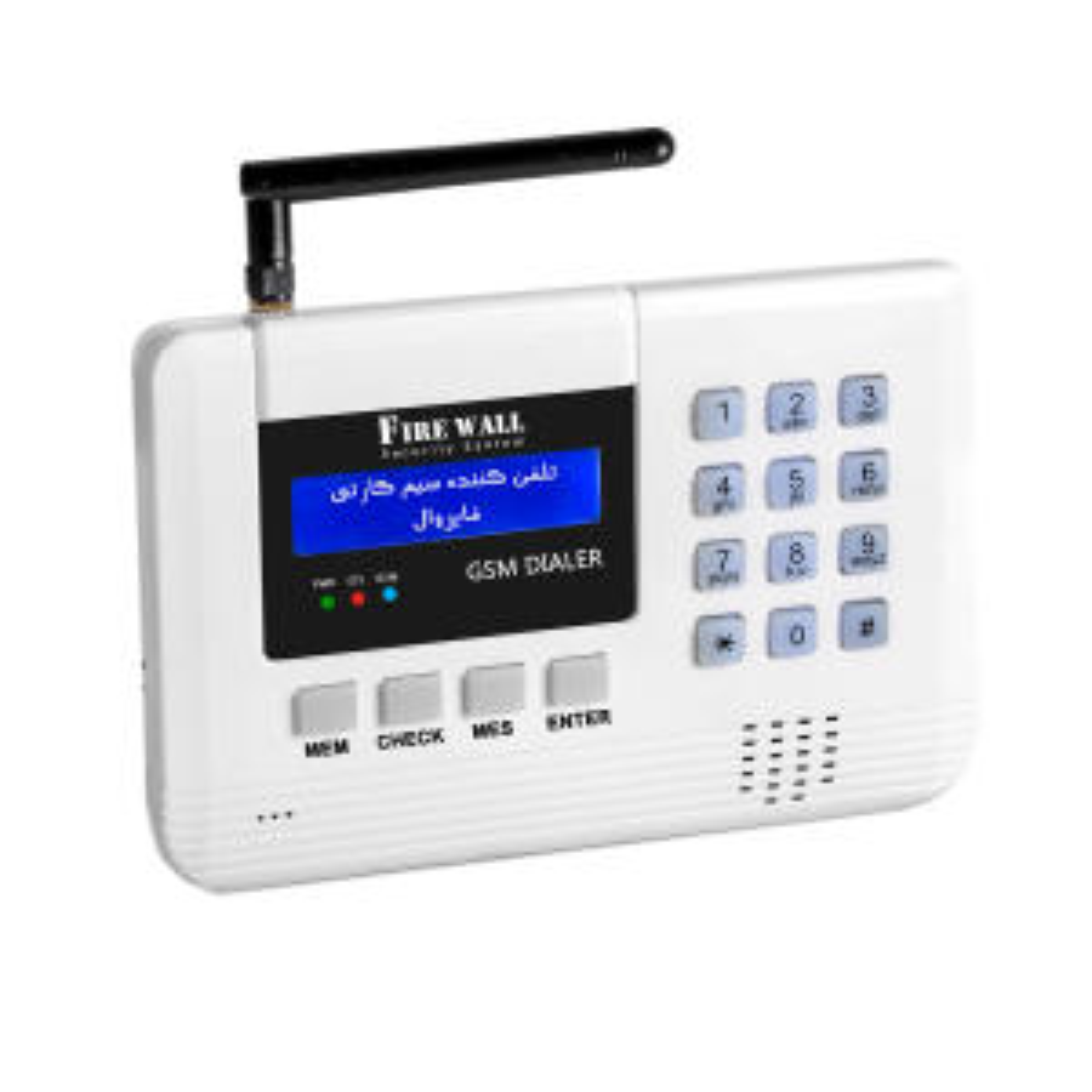 تلفن کننده سیم کارتی دزدگیر امکان فایروال مدل G6
