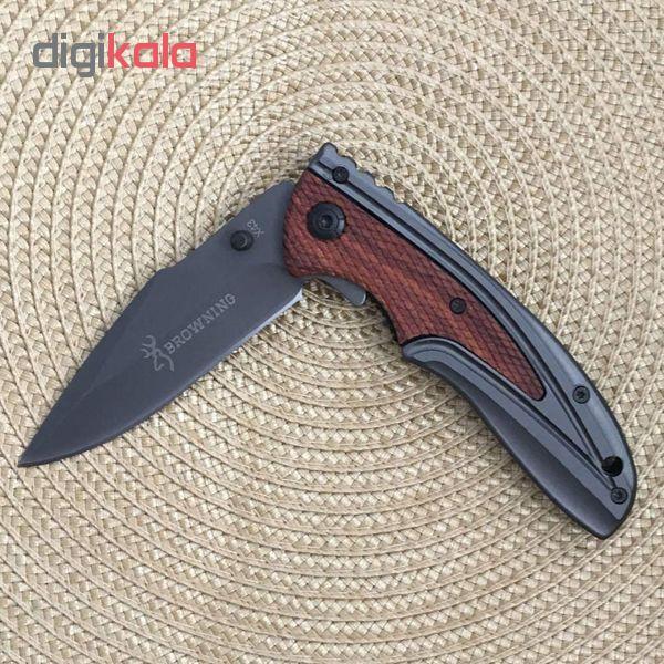 چاقو سفری برونینگ کد X43