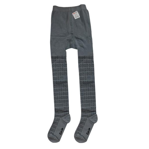 جوراب شلواری دخترانه کنته کیدز مدل 5C-07-303_DG