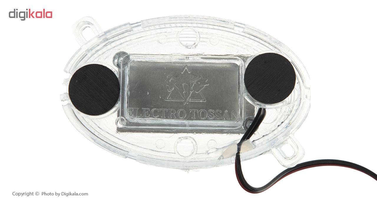 چراغ سیار خودرو الکتروتوسن مدل ET4