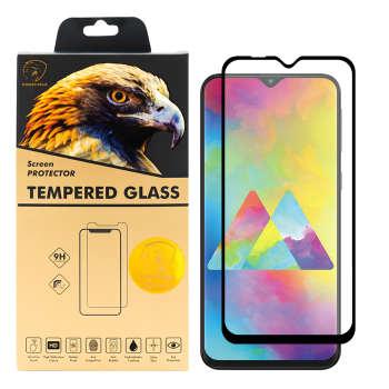 محافظ صفحه نمایش گلدن ایگل مدل DFC-X1 مناسب برای گوشی موبایل سامسونگ Galaxy M20