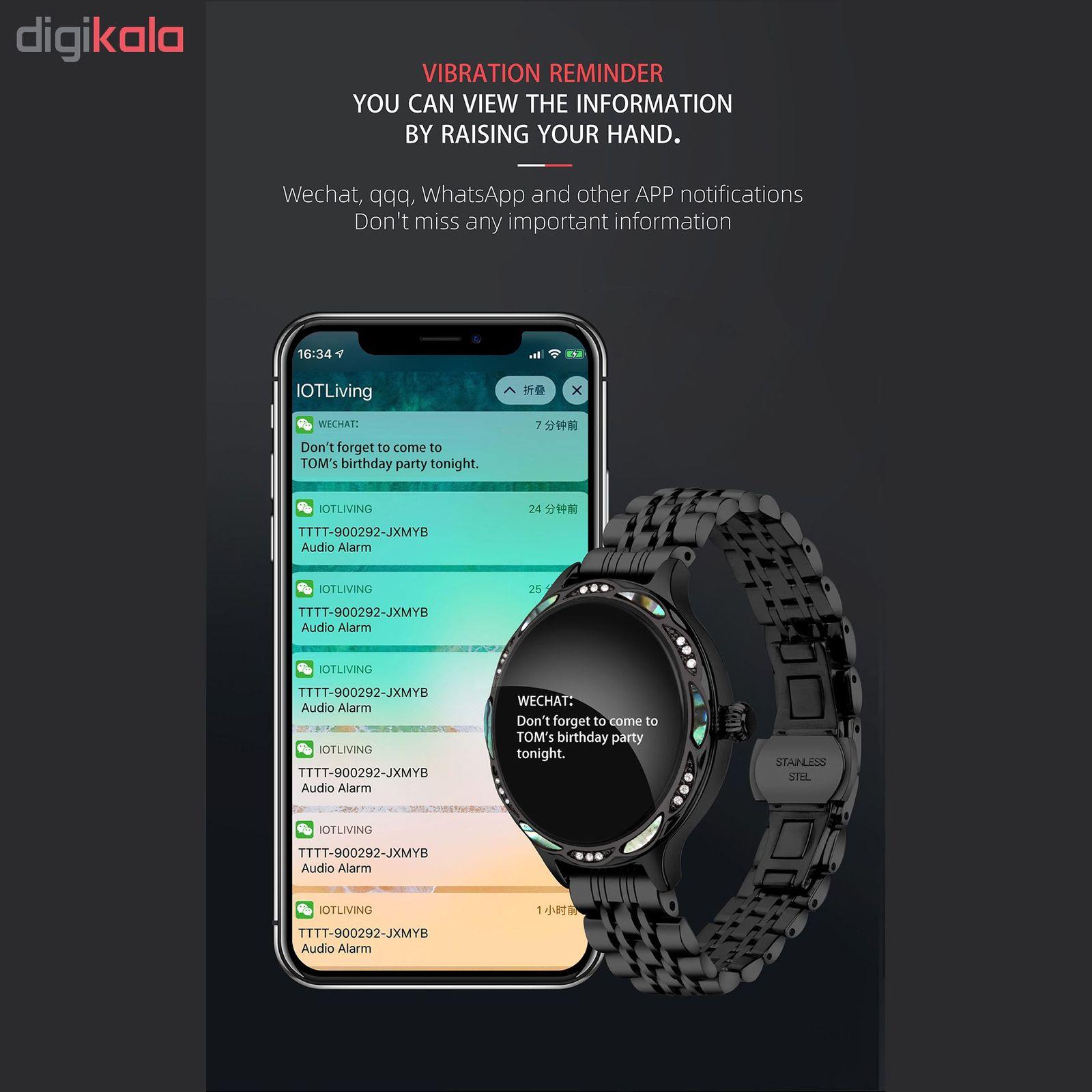 ساعت هوشمند مدل m9 main 1 10