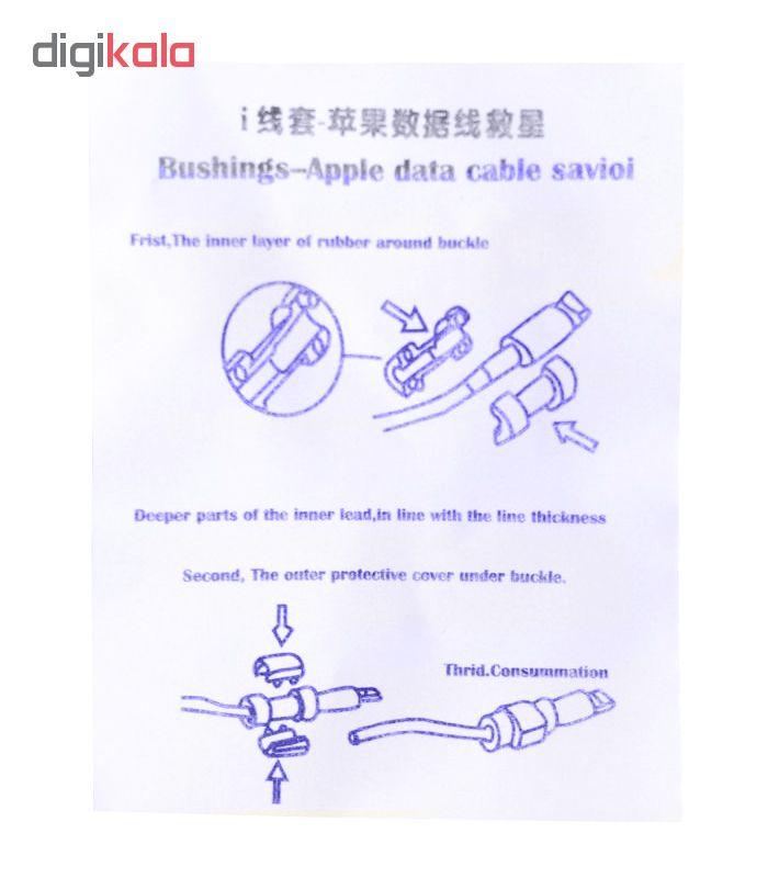 محافظ کابل مدل DST-CPL2 بسته 100 عددی main 1 8