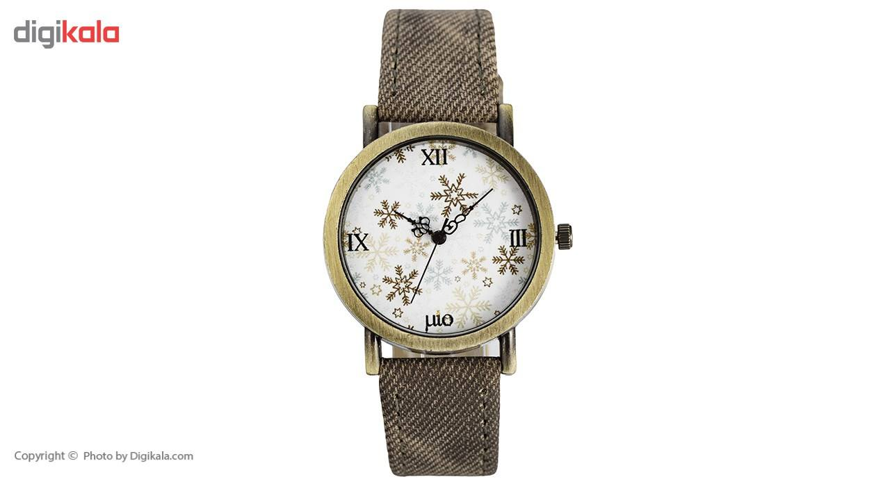 ساعت دست ساز زنانه میو مدل 722 -  - 2