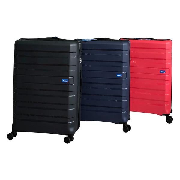 مجموعه ۳ عددی چمدان ترولوکس مدل PPT002