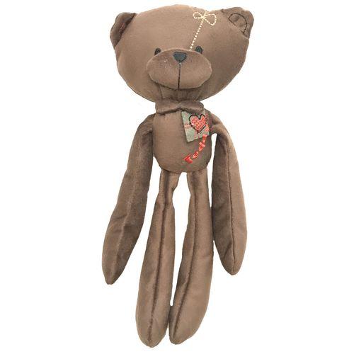 عروسک طرح خرس ارتفاع 40 سانتی متر