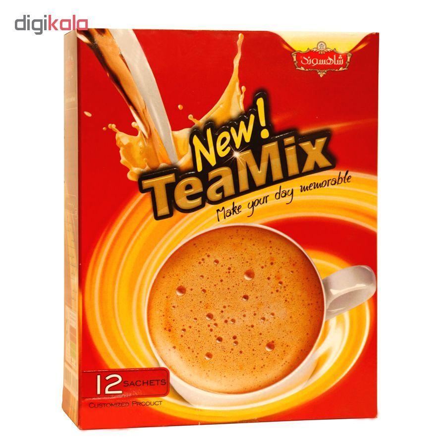 شیر چای شاهسوند بسته 12 عددی main 1 1