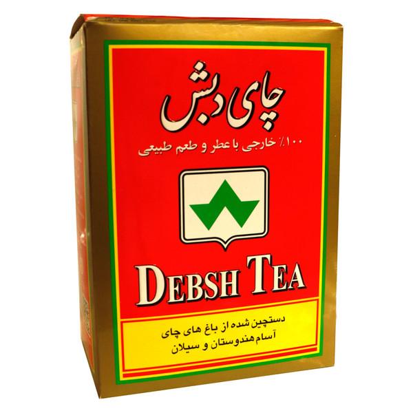 چای ساده دبش مقدار 500 گرم