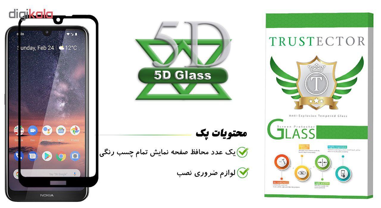 محافظ صفحه نمایش تراستکتور مدل GSS مناسب برای گوشی موبایل نوکیا 3.2 main 1 1