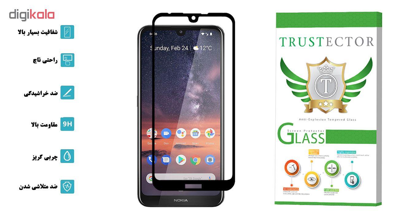 محافظ صفحه نمایش تراستکتور مدل GSS مناسب برای گوشی موبایل نوکیا 3.2 main 1 2