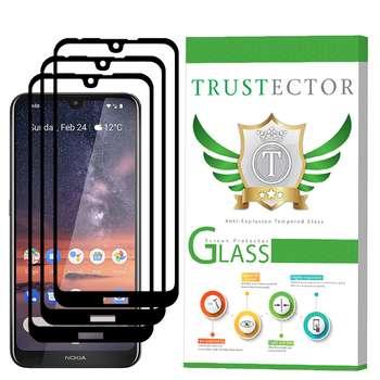 محافظ صفحه نمایش تراستکتور مدل GSS مناسب برای گوشی موبایل نوکیا 3.2 بسته 3 عددی