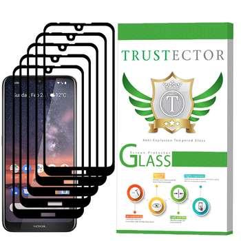 محافظ صفحه نمایش تراستکتور مدل GSS مناسب برای گوشی موبایل نوکیا 3.2 بسته 5 عددی