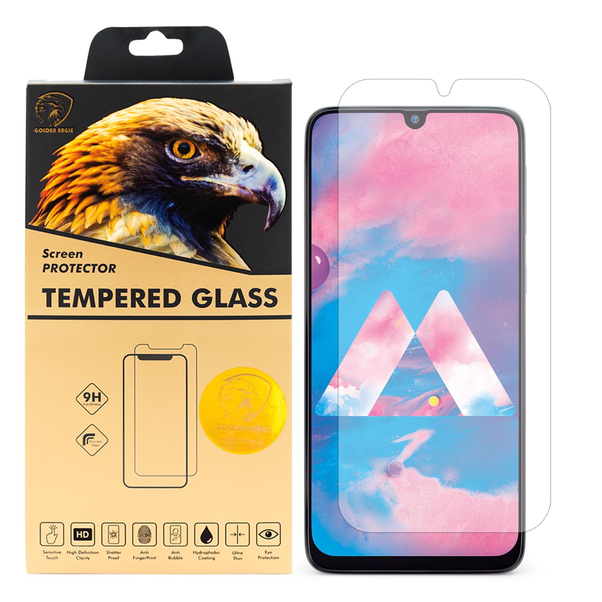محافظ صفحه نمایش گلدن ایگل مدل GLC-X1 مناسب برای گوشی موبایل سامسونگ Galaxy M30