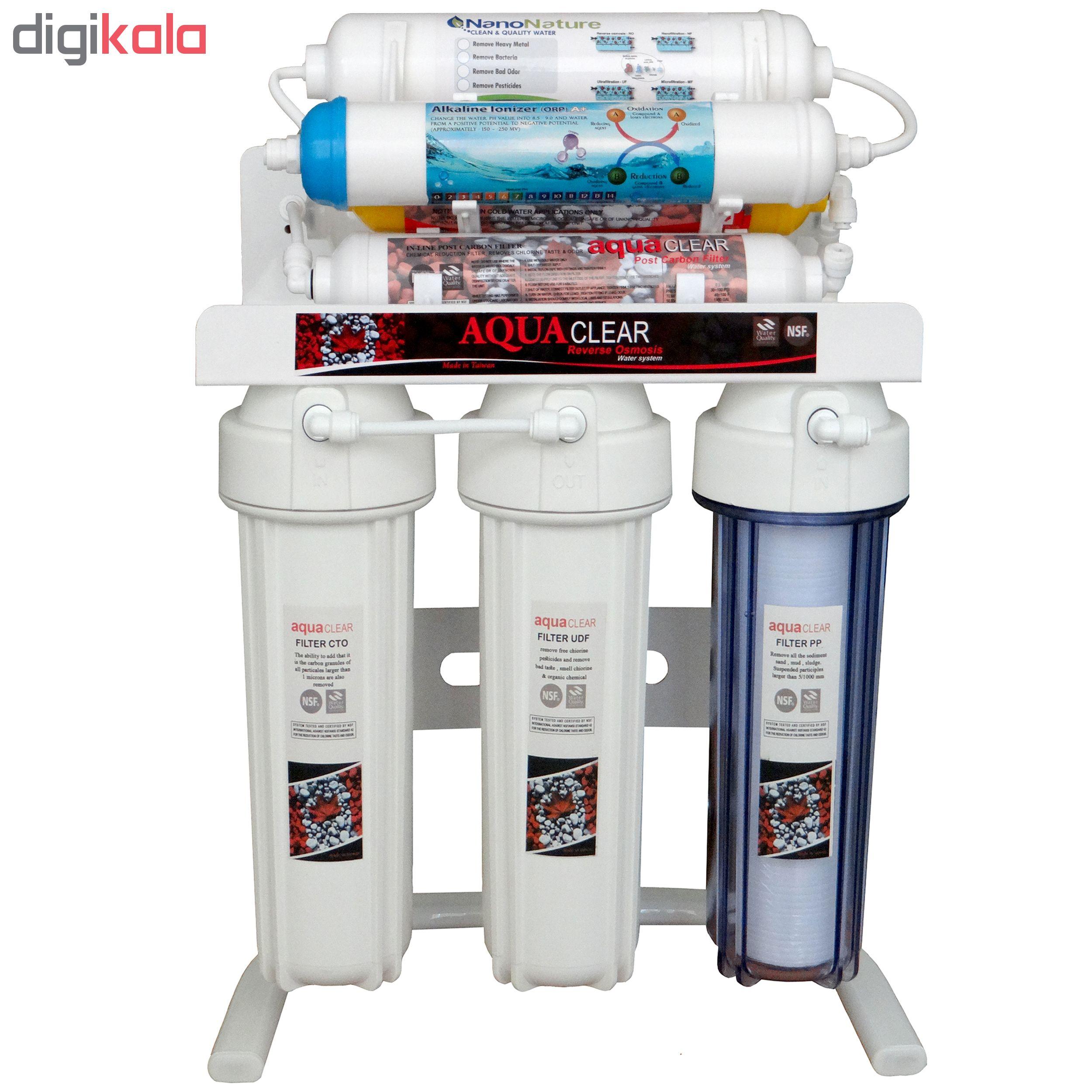 دستگاه تصفیه کننده آب آکوآ کلر مدل AQ-UF950