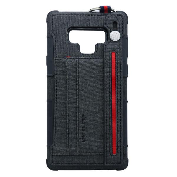 کاور طرح Wallet مدل Wa-001 مناسب برای گوشی موبایل سامسونگ Galaxy Note 9