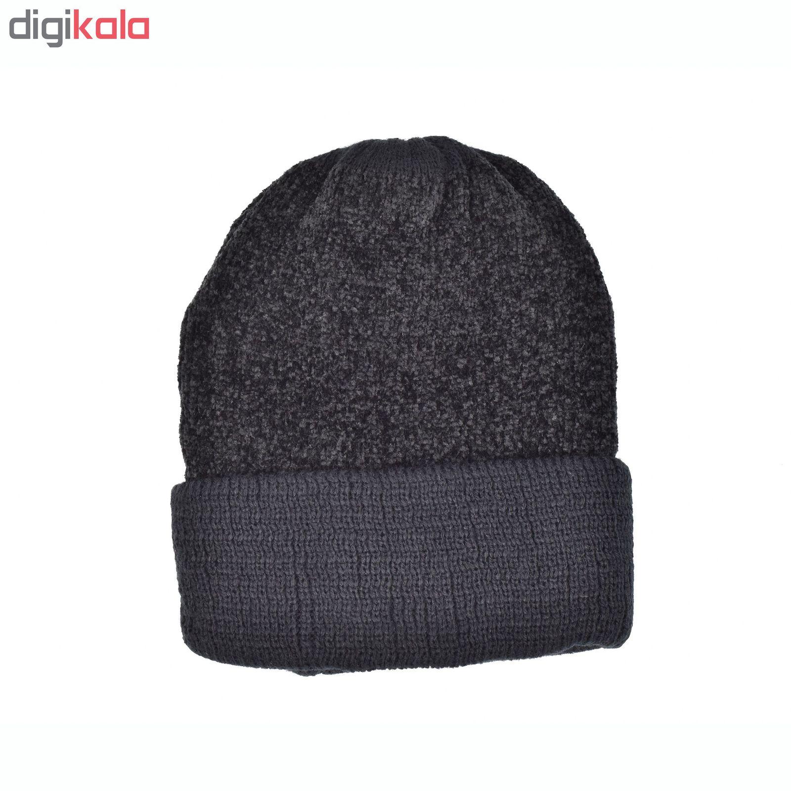 کلاه بافتنی مردانه کد P1192 main 1 1