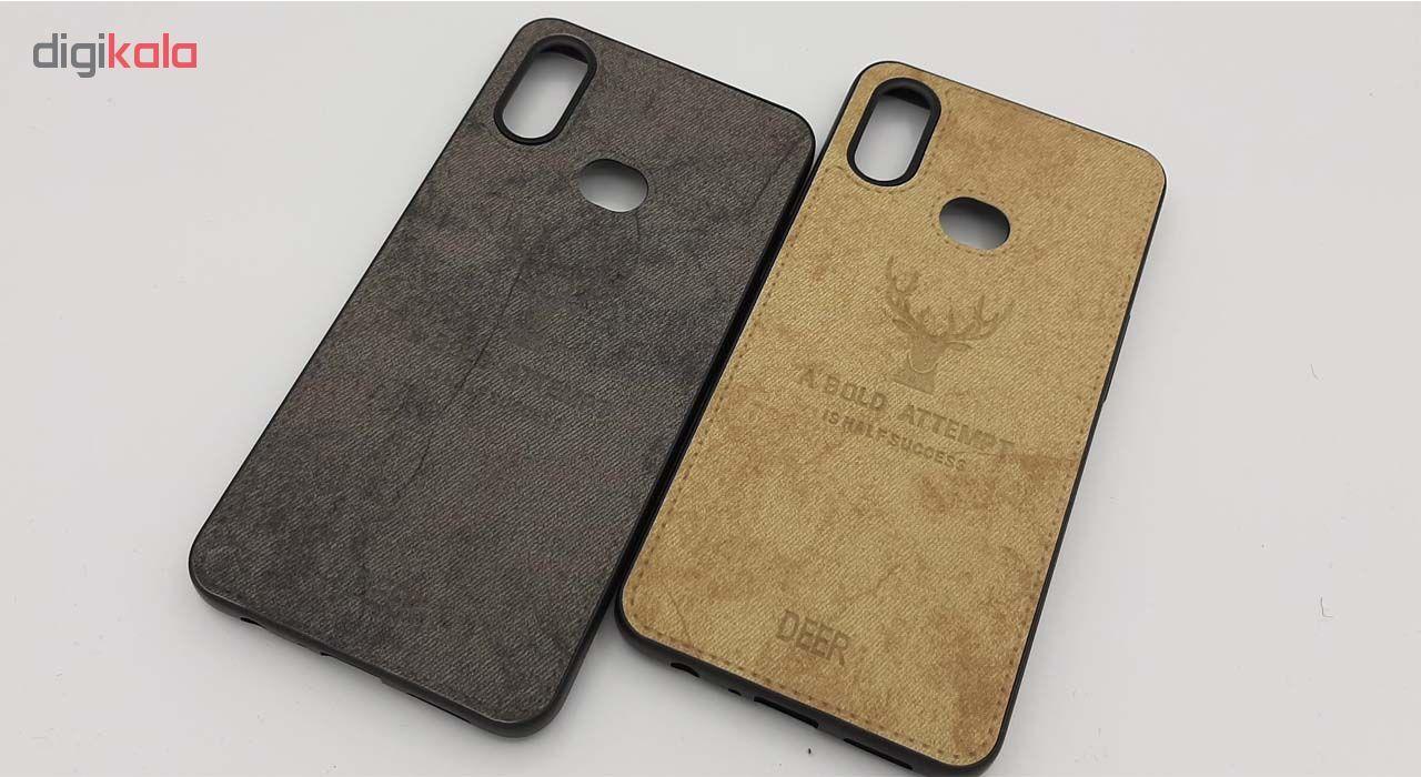کاور کینگ پاور مدل D21 مناسب برای گوشی موبایل سامسونگ Galaxy A10S main 1 4