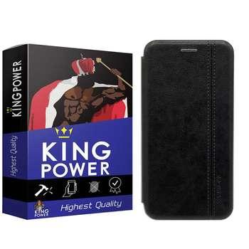 کیف کلاسوری کینگ پاور مدل KF مناسب برای گوشی موبایل سامسونگ Galaxy A30S