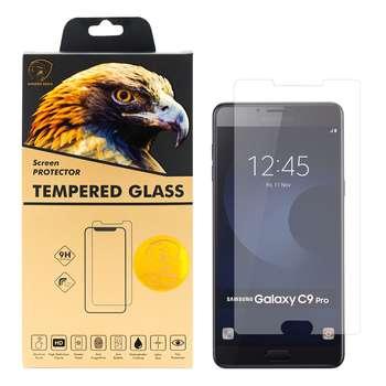 محافظ صفحه نمایش گلدن ایگل مدل GLC-X1 مناسب برای گوشی موبایل سامسونگ Galaxy C9 PRO