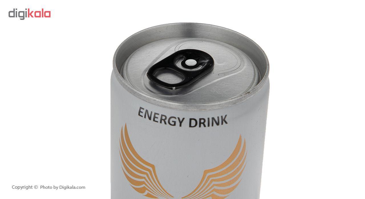 نوشابه انرژی زا بدون شکر هپی لایف 250 میلی لیتر بسته 6 عددی main 1 2