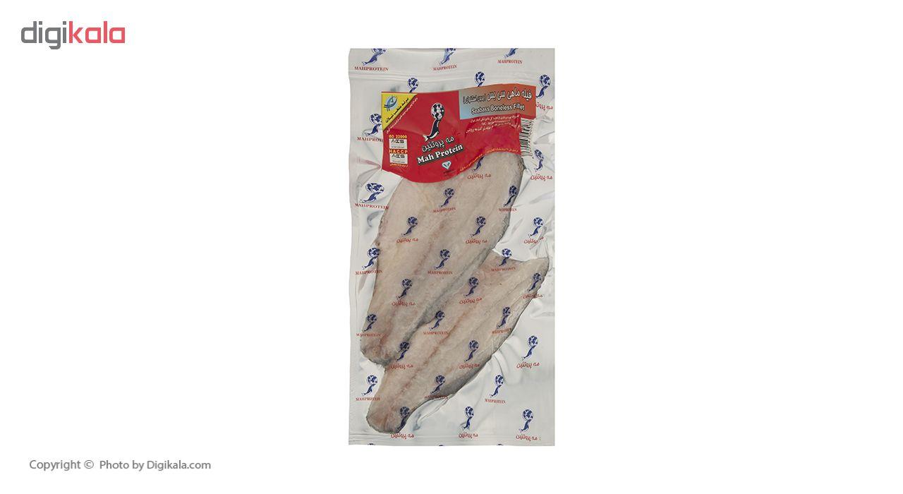 فیله ماهی سی بس بدون استخوان مه پروتئین مقدار 500 گرم main 1 2
