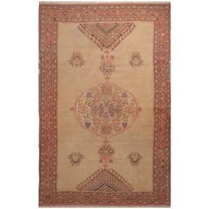فرش قدیمی دو و نیم متری فرش هريس کد 101466