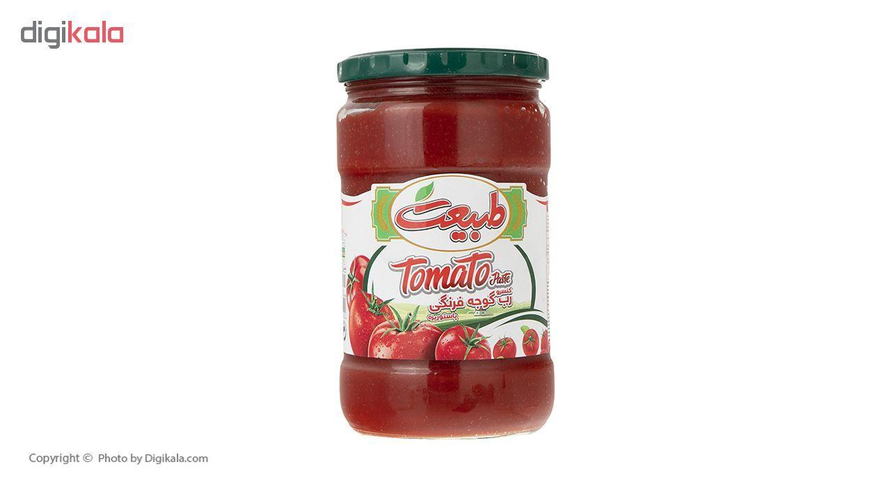رب گوجه فرنگی طبیعت مقدار 700 گرم main 1 2
