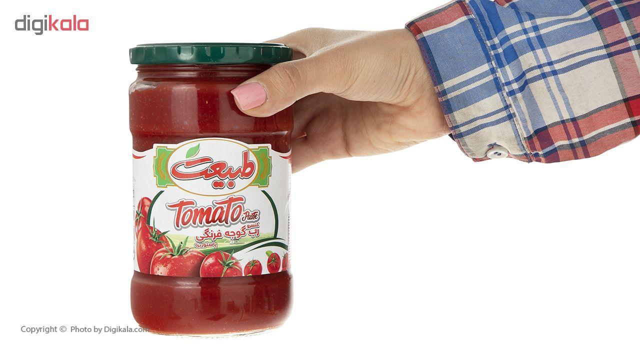 رب گوجه فرنگی طبیعت مقدار 700 گرم main 1 4