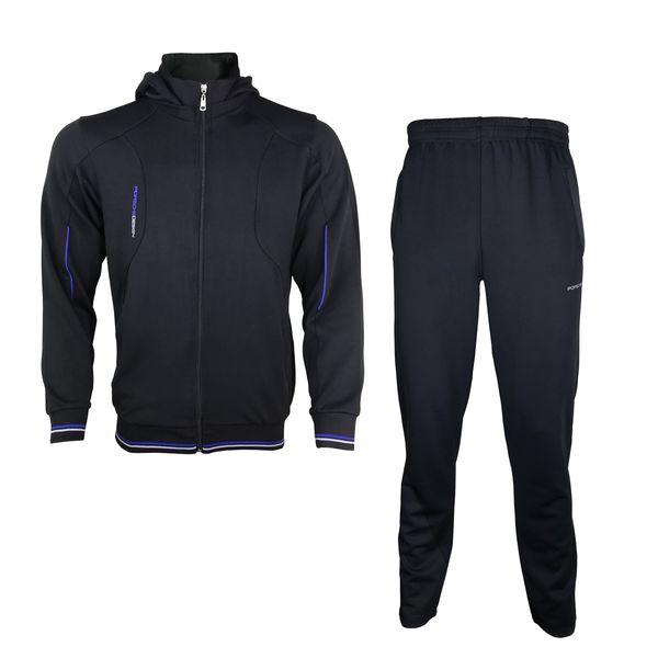 ست گرمکن و شلوار ورزشی مردانه مدل PD-BL01 غیر اصل