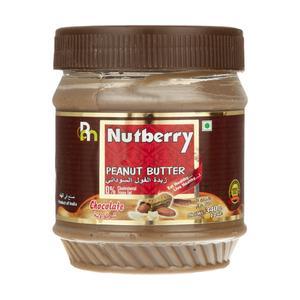 کره بادام زمینی شکلاتی ناتبری مقدار 340 گرم